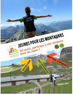 flyer Lien vers: http://jeunes-pour-les-alpes.fr/files/educalpes-flyer-jeunes-volontariat-2017-VFF.pdf